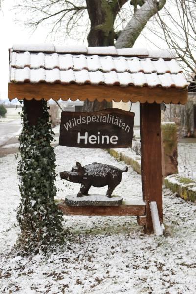 Wildhandel Heine